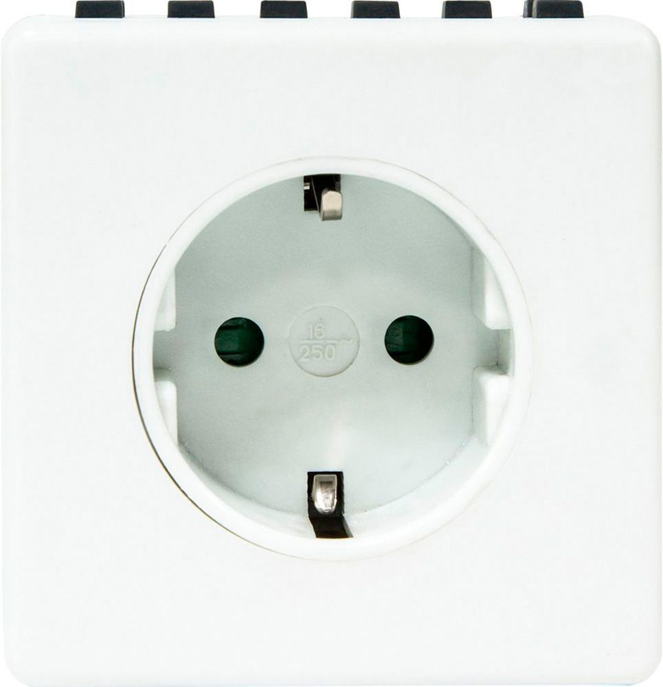 Socket With Timer Feron Tm21 Weekly Electronic Power 3500 W/16A 23215