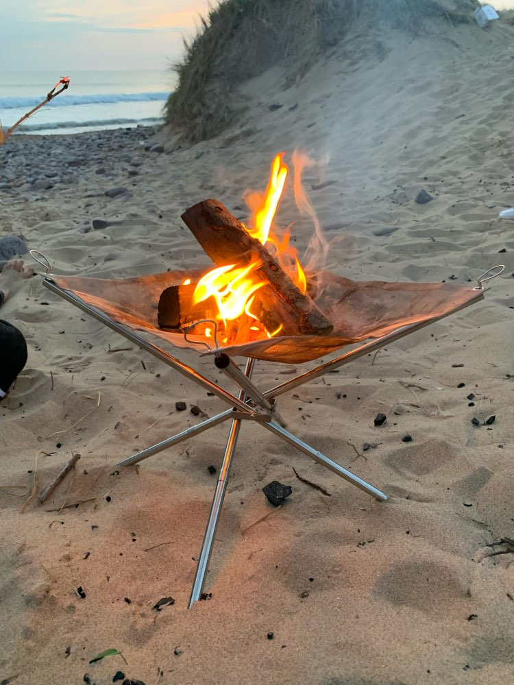 Portable Outdoor Fire Pit photo review