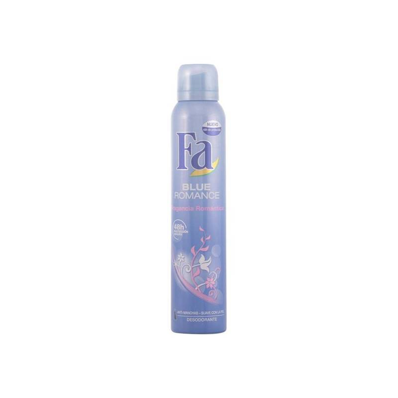 Deodorant Spray Blue Romance FA (200 Ml)
