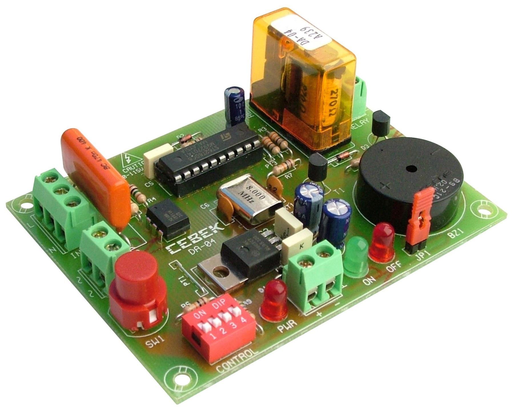 DA-04 Acces Control Doorbell Smart 12 V Cebek