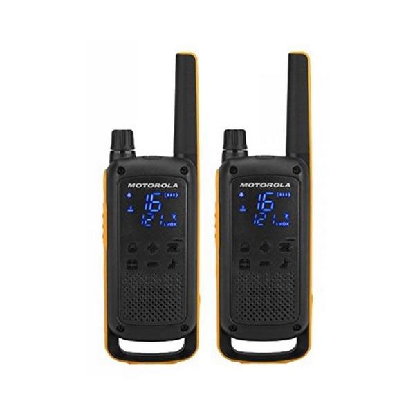 Walkie-Talkie Motorola T82 Extreme (2 Pcs) Black Yellow