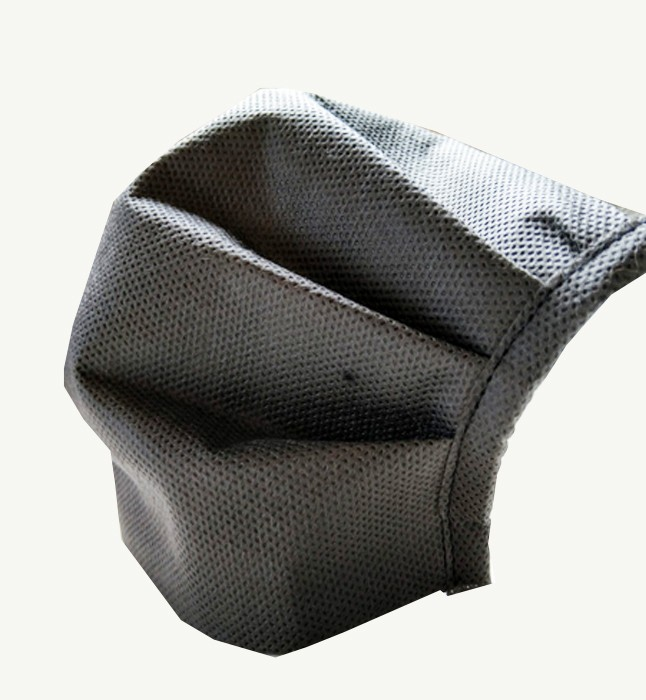 Face Mask Higienica Storage Reusable. Face Mask Basic On TNT. Mask Higienica Manufactured Double Fabric TNT, Non Woven Fabric
