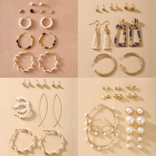 beautiful earring set 4