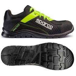 Paar Sparco schoenen Praktijk TG. 40 zwart/geel