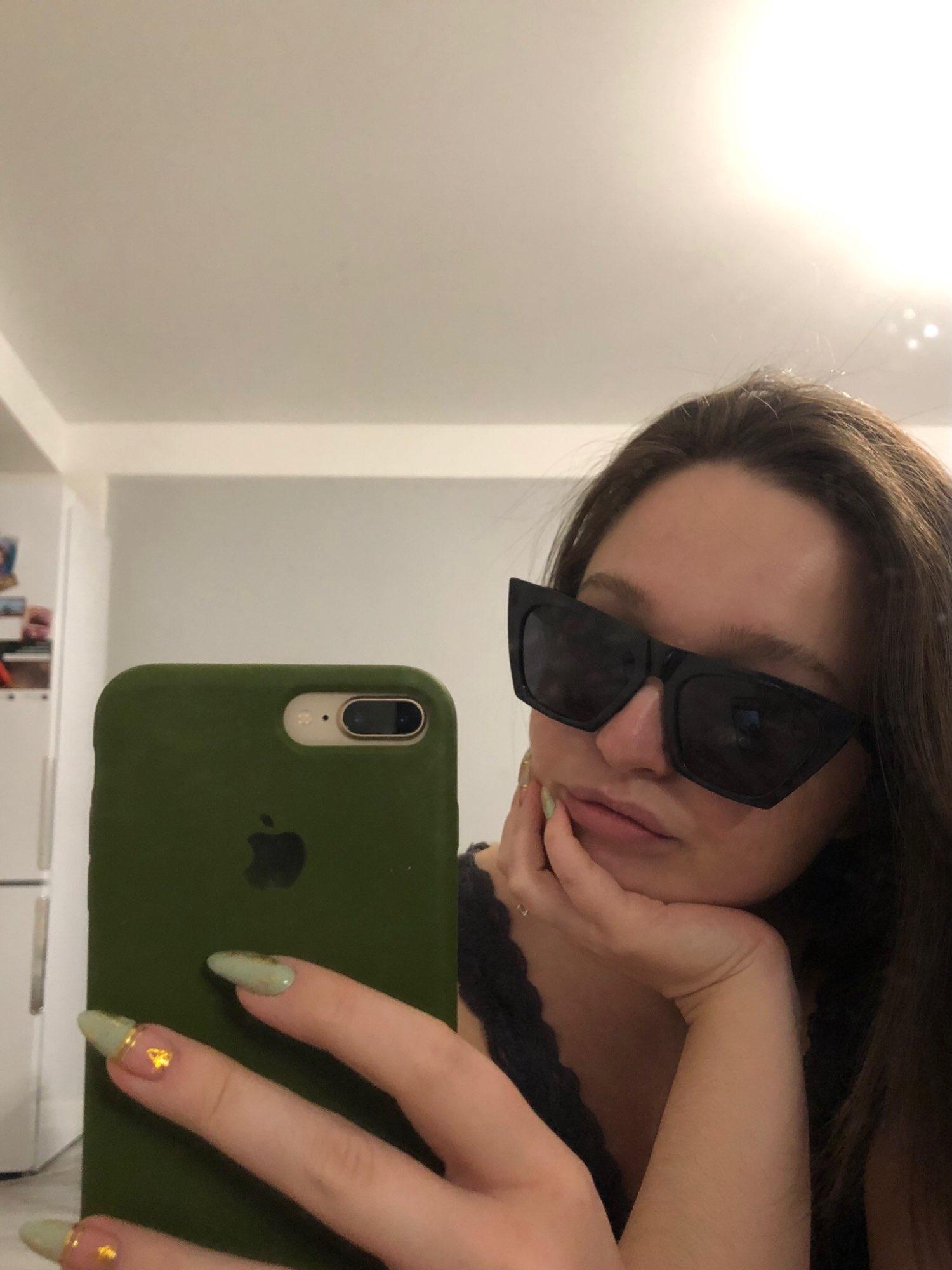 משקפי שמש לאישה דגם 1863 photo review