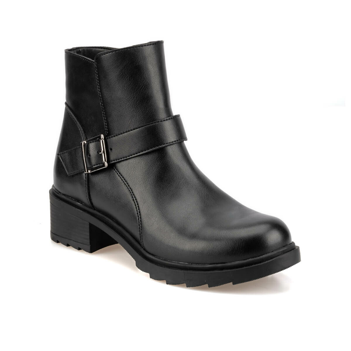 FLO 92.314713.Z Black Women Boots Polaris
