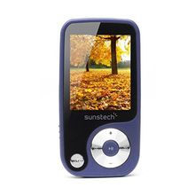 MP4 Sunstech Thorn 4 GB синий