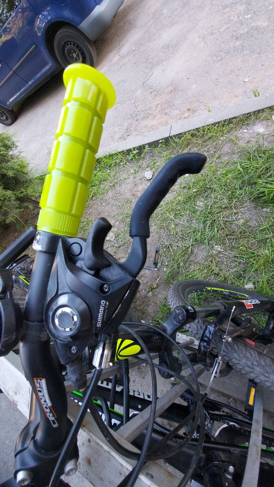 Universal Bicycle Brake Covers photo review