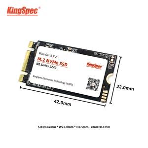 Image 2 - KingSpec disco SSD M2 PCIe para ordenador portátil y de escritorio, 120GB, 240GB, 1tb, ssd m2 2242 NVMe, NGFF M.2 ssd 2280 PCIe NVMe