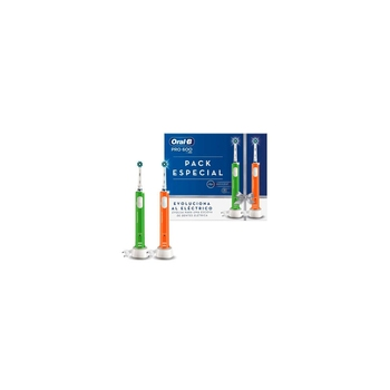 CEPILLO DENTAL ELECTRICO ORAL-B PRO 600 DUO