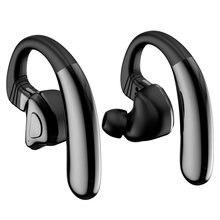 Q9s tws bluetooth v5.0 fones de ouvido bluetooth esporte alta fidelidade sem fio fone gancho para o telefone