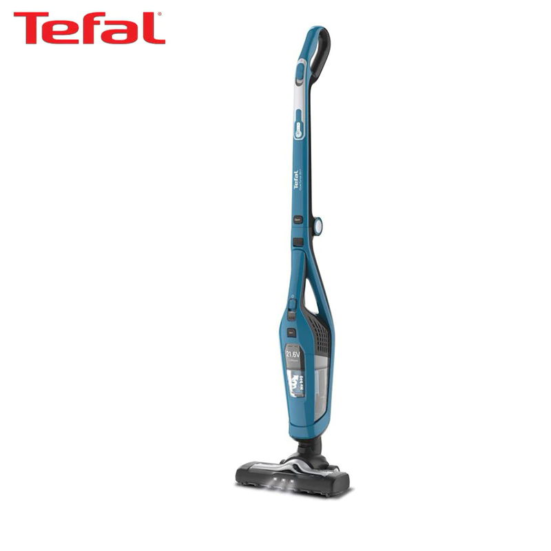Wireless Vacuum Cleaner Tefal Dual Force 2 In 1 Ty6751