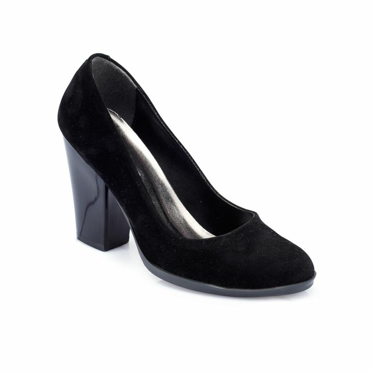 Flo 82.312122sz preto mulher gova sapatos polaris