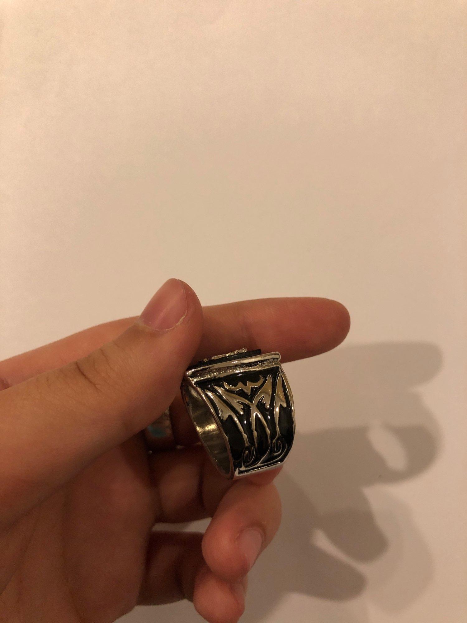 טבעת מעוצבת לגבר דגם 382 photo review