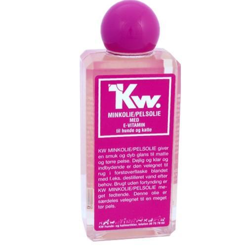 Pure Oil De Mink With Vitamin E KW.