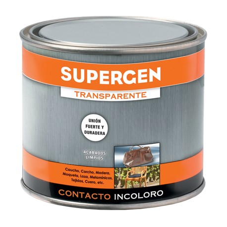 CONTACT GLUE 500 ML INC. SUPERGEN