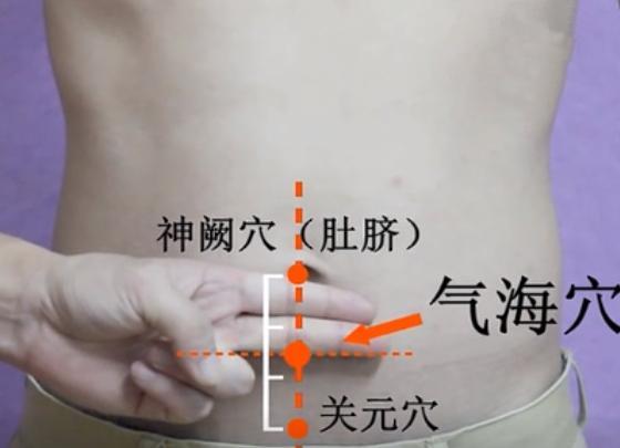 中医最主要的养生穴位按摩方法,五穴按摩养生-养生法典