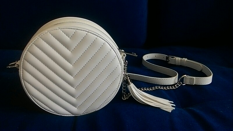 Retro Chain Small Round Shoulder Bag photo review