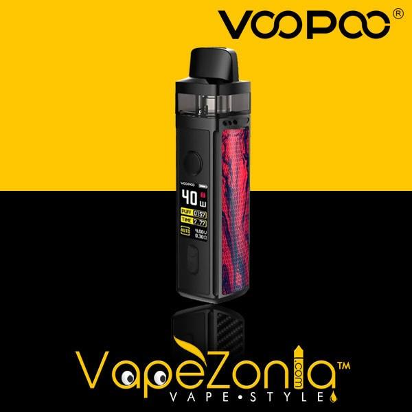 VooPoo VINCI Mod Pod 40 W SCARLET