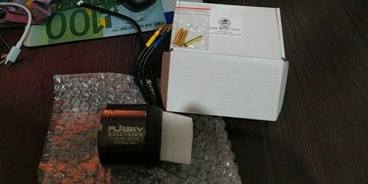 -- Brushless Sensored Elétrica