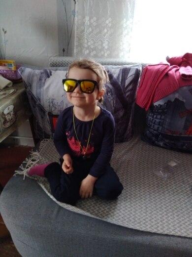 משקפי שמש לילדים דגם 903 photo review