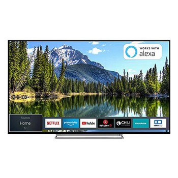 "Smart TV Toshiba 55VL5A63DG 55"" 4K Ultra HD LED WiFi Black"