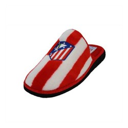 House Slippers Atlético De Madrid Andinas 799-20 Red White Childrens