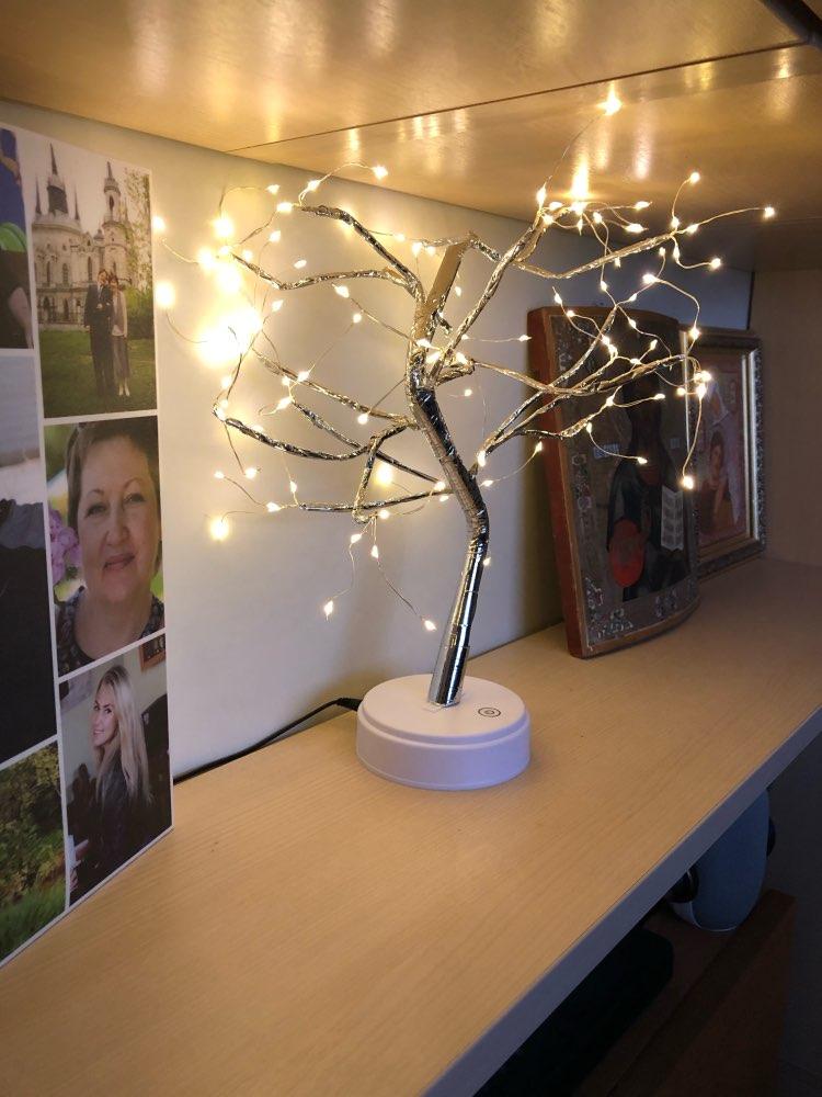 Huistech™ DE SPROOKJESACHTIGE LICHTE GEESTENBOOM photo review