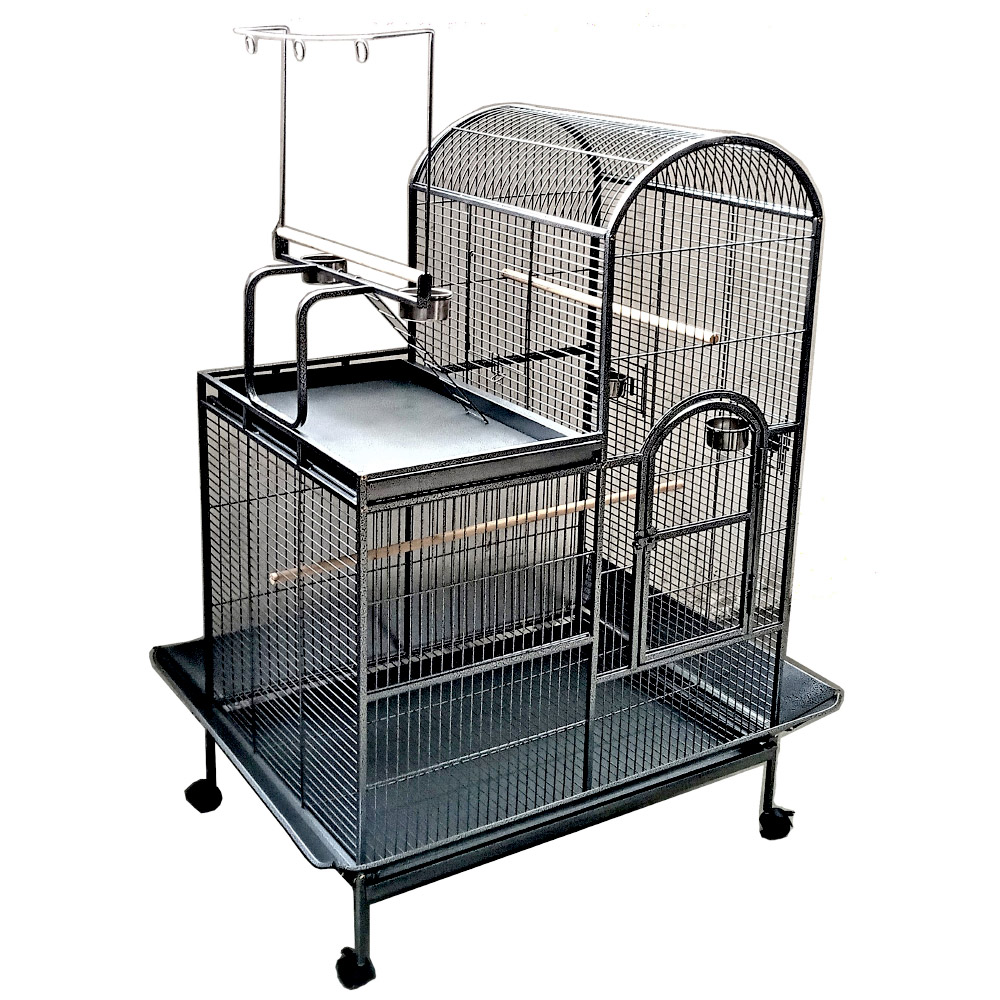 Large Cage From More Than 160 Cm With Park Abroad For Birds Like The Yacos Either Size Medium As Parrot Royal