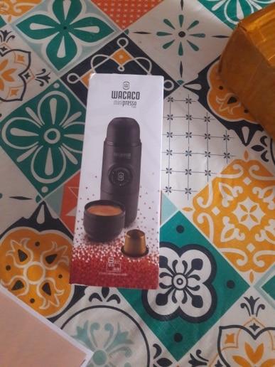 Wacaco Minipresso Coffee maker Handpress Capsule&Powder Coffee machine Manual Espresso machine Portable Outdoor travel Coffee|wacaco minipresso|manual espresso machinemanual espresso - AliExpress