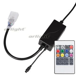 021726 Controller RA-CF5060-RGB-3x1.5A (220 V, REMOTE CONTROL IR Card) ARLIGHT 1-pc