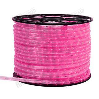 025271 Rope ARD-REG-LIVE Pink (220 V, 24 LED/m 100 M) [closed] Катушка-100. ARLIGHT-Светодиодный Decor/Rope ^ 67