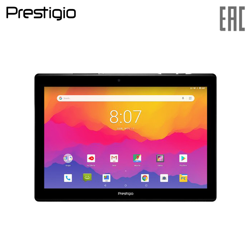 "Tablet Prestigio Muze 3831 3G + WiFi/10.1 ""(1280*800) IPS 1 GB + 8 GB"