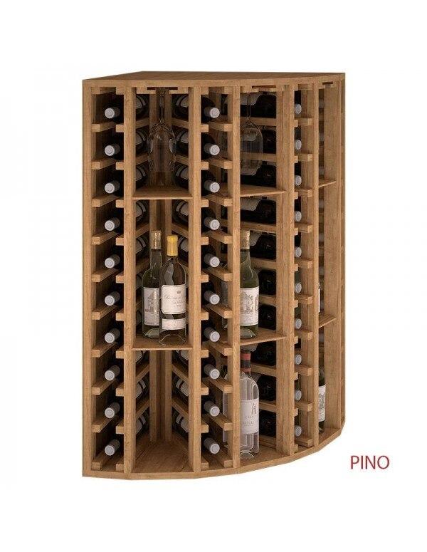 Botellero Rincón Para Vinos, Copas Y Licores.