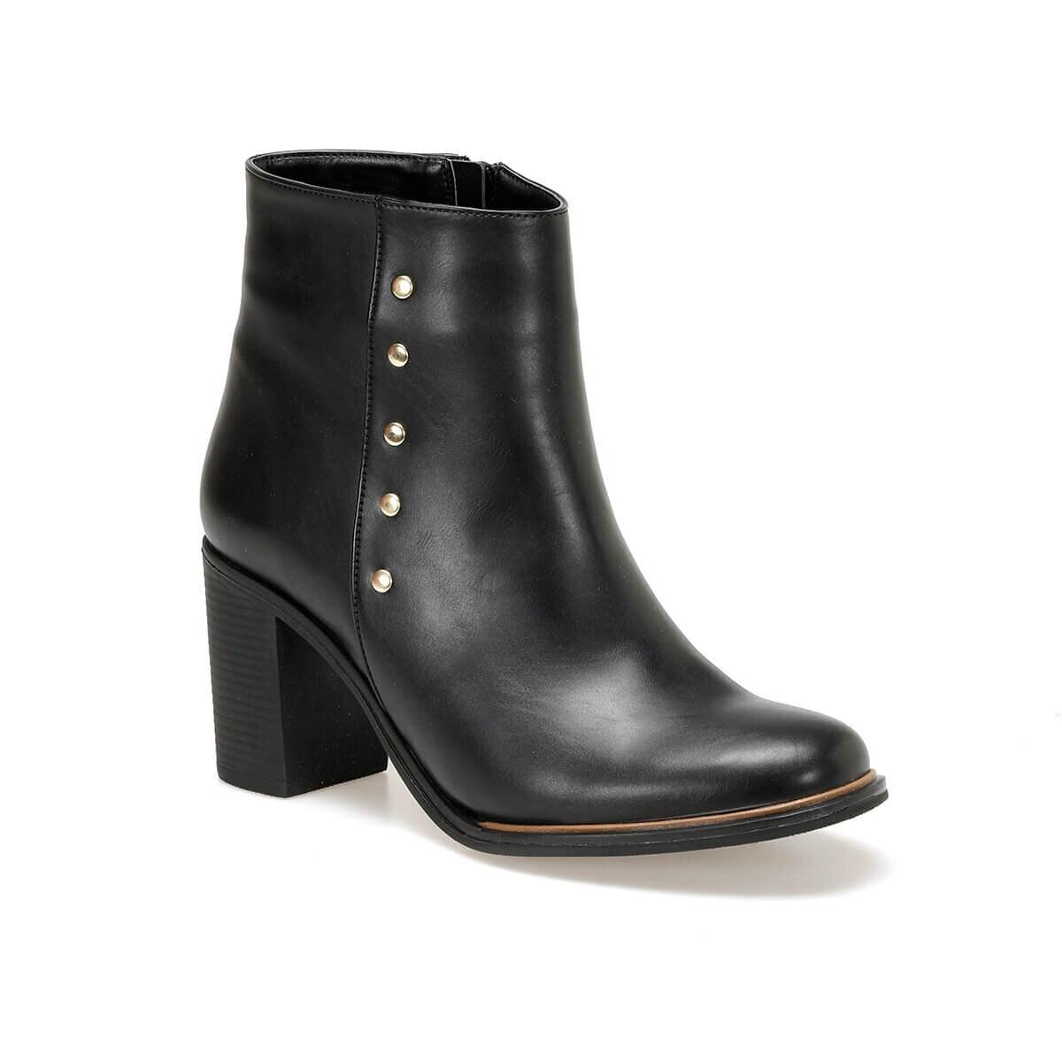 FLO 19K-101 Black Women Boots BUTIGO