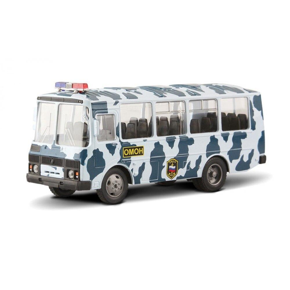 Machine Autogrand Puzzle-32053 OMON 43, Russian Series