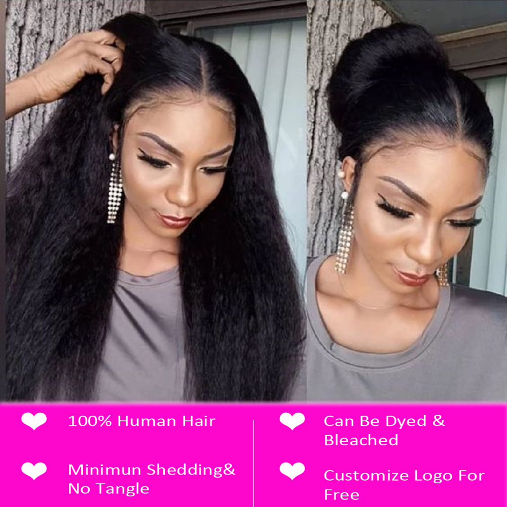 Kinky Straight Bundles With Closure  Kinky Straight  3 Bundles With Closure BEAUDIVA Closure With Bundles 3