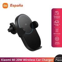 Xiaomi Mi 20W Drahtlose Auto Ladegerät Soporte eléctrico ajustable, carga flash de gran potencia de 20W *