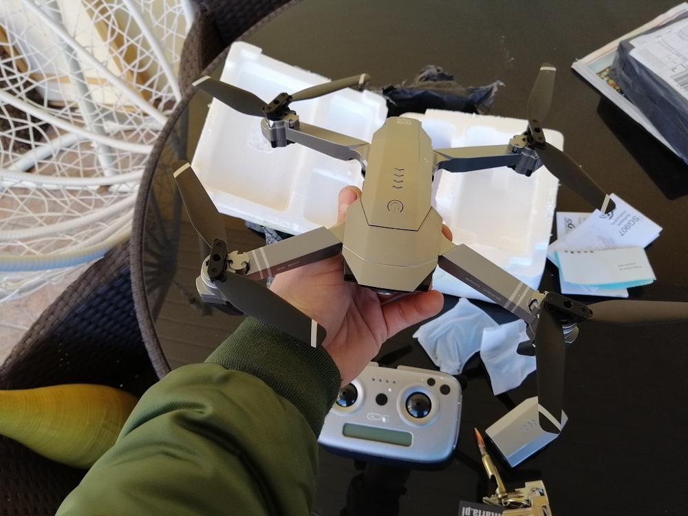-- Quadcopter Câmera Grande