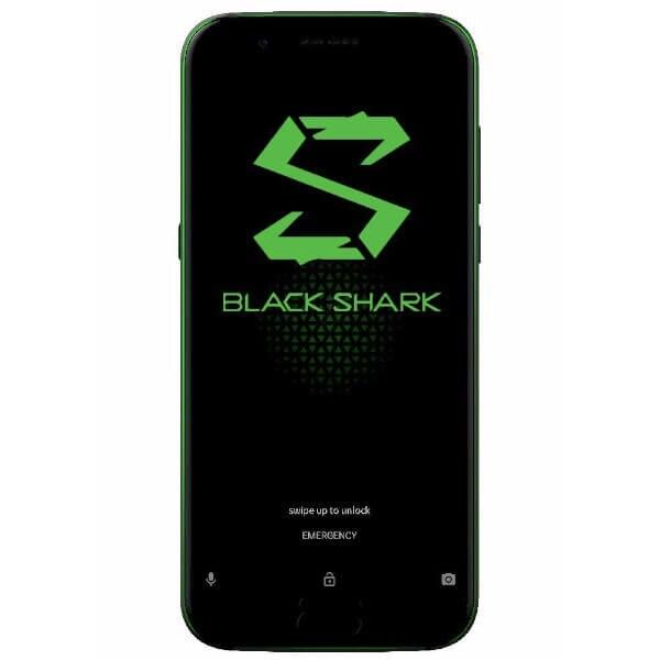 Xiaomi Black Shark 8GB/128GB Black Dual SIM SKRH0