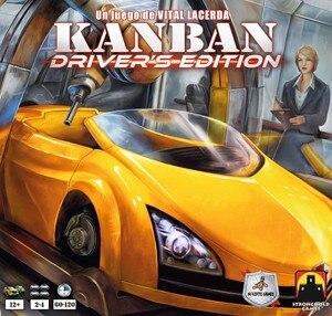 Версия драйвера Kanban