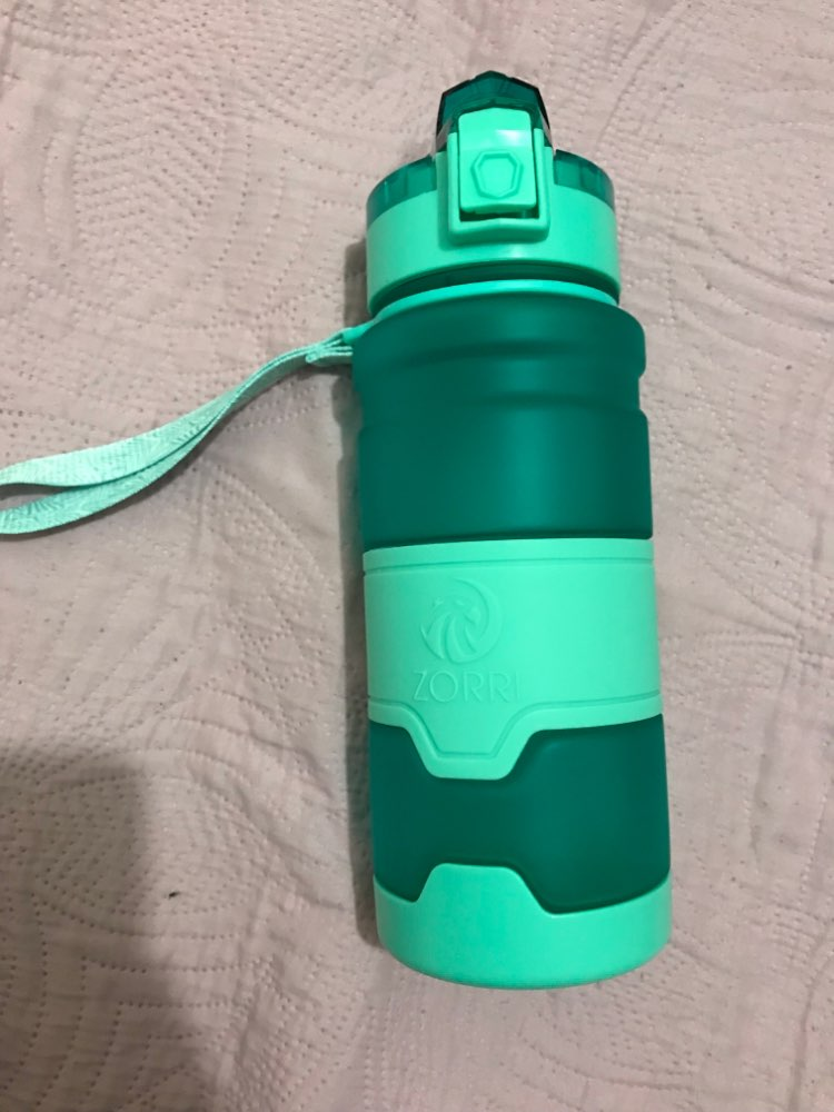 ZORRI bottle for water Protein Shaker Portable Motion Sports Water Bottle Bpa Free Plastic For Sports Camping Hiking Gourde-in Water Bottles from Home & Garden on AliExpress - 11.11_Double 11_Singles' Day