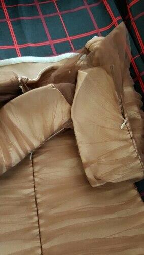 DEIVE TEGER Women Mesh Nude Dress Draped Vestidos Off the Shoulder Sexy Strapless Club Sheath Dress Party Dresses HL4928 reviews №3 131013