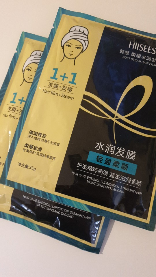 Automatic Heating Steam Hair Mask - Anti Hair Loss Moisturizing and Nourishing Oil photo review