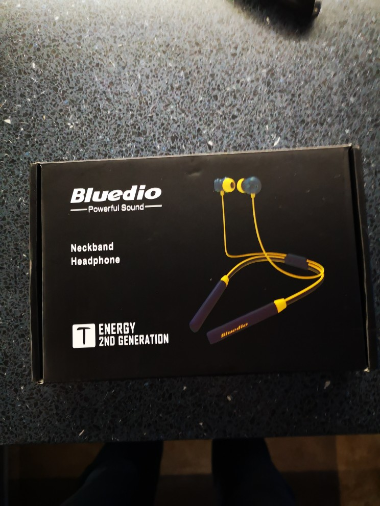 Bluedio TN2 Sports Bluetooth Earphone Active Noise Canceling Wireless Earbuds Stereo Headphone Sports Headset Neckband for Phone-in Bluetooth Earphones & Headphones from Consumer Electronics on AliExpress