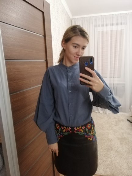 Vintage Lantern Sleeve Autumn Winter Thicken Women Shirt Blouses Single Breasted Blouse Female Loose Shirts Tops Blusas Mujer photo review