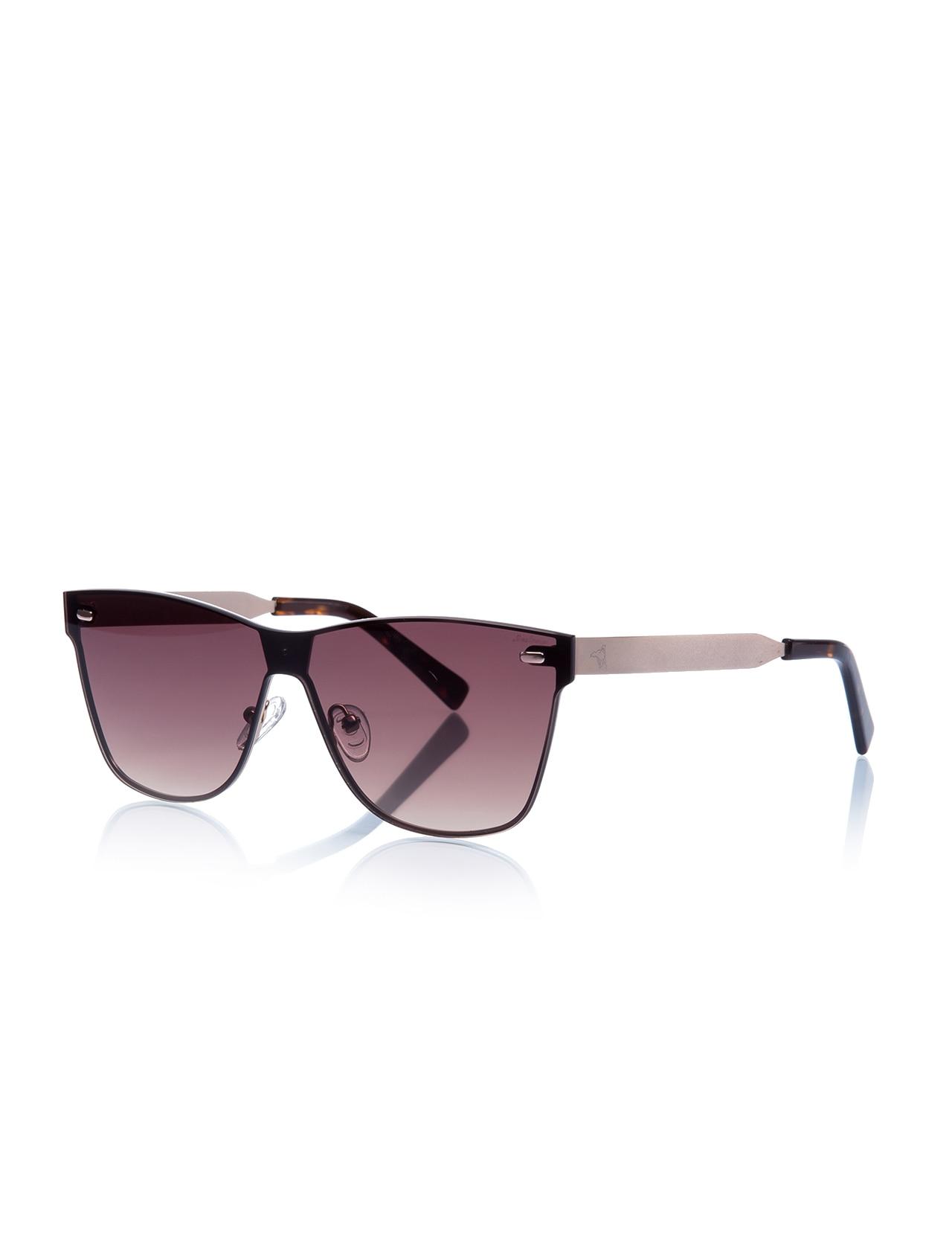 Unisex sunglasses mu 1628 03 metal yellow organic 143 -- mustang