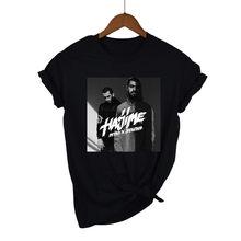 2020 verão harajuku camisa hajime miyagi andy panda topos t camisa russo hip hop banda das mulheres t camisa estética feminino tshirt