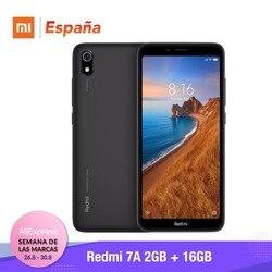 [Wersja globalna dla hiszpanii] Xiaomi Redmi 7A (pamięci wewnętrzne de 16GB pamięci RAM de 2 GB, kamera 12MP + 5MP) 2