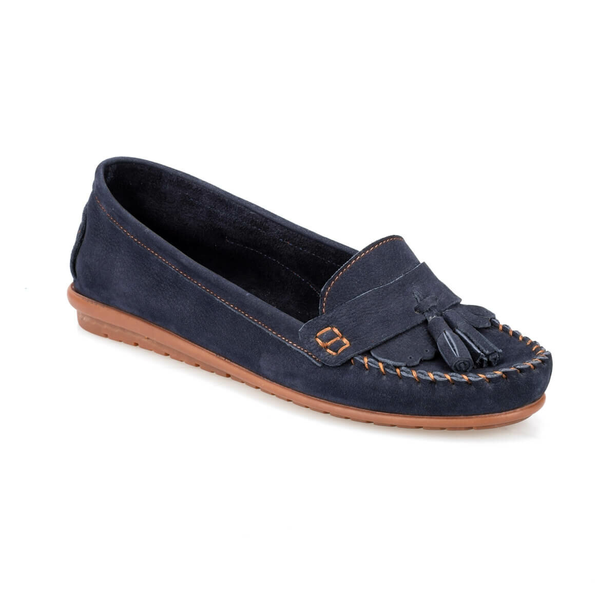 FLO 91.100772NZ Navy Blue Women 'S Shoes Polaris